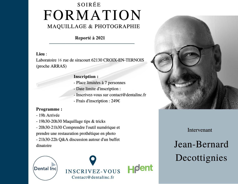 Bleu Blanc Médical Photos Dépliant 3 Volets Brochure (2) copie