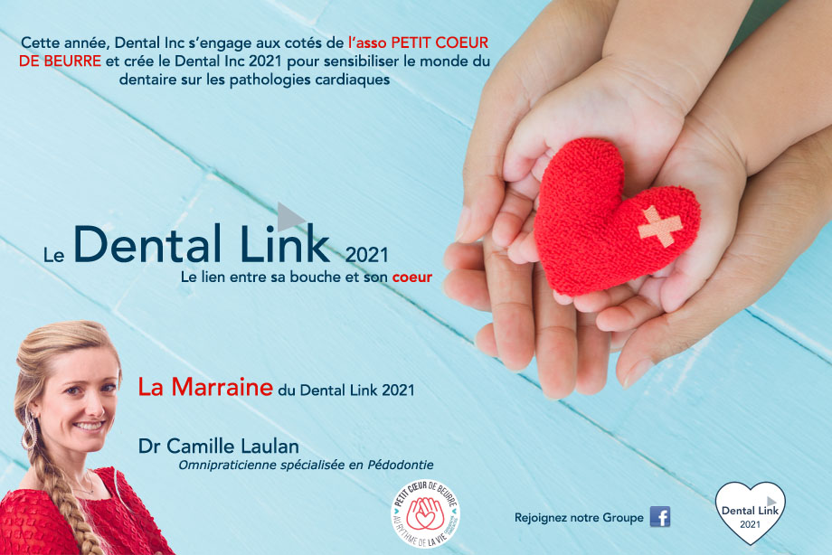 Le Dental Link, le lien entre sa bouche et son coeur