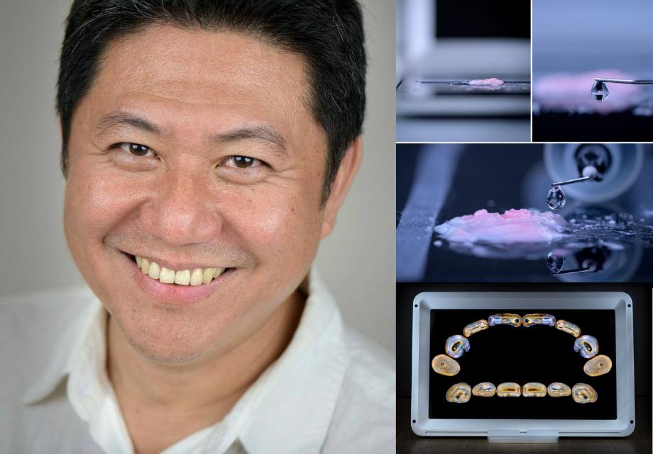 La photographie dentaire : interview de Dino Li, prothésiste et photographe
